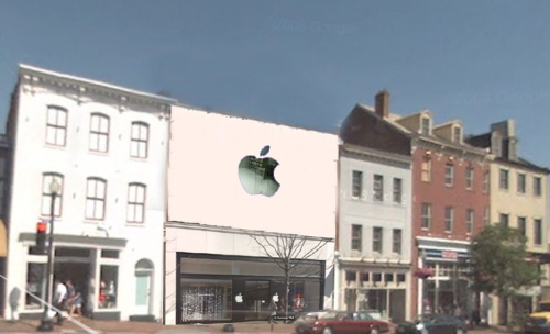 Apple's Proposal - As illustrated by the Georgetown Metropolitan