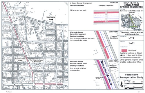 Proposed Bike Lanes