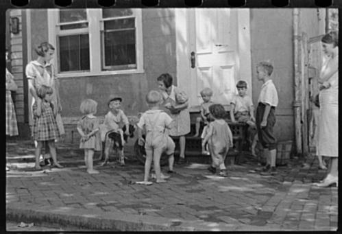 Kids On Georgetown Street