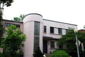 Art Moderne House