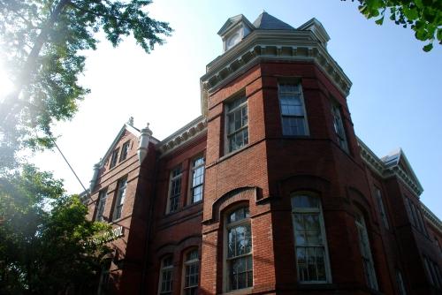 The Jackson School
