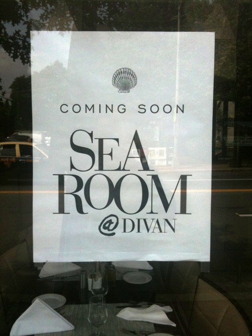 Cafe Divan Expands to Add Sea Room