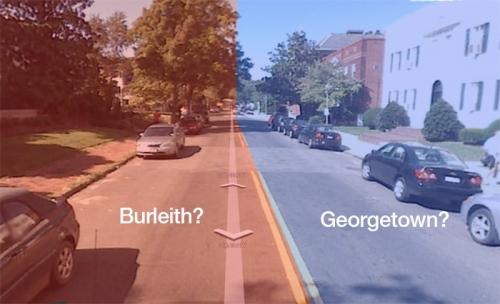 Burleith Georgetown Split
