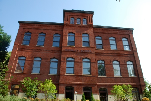 Survey of Historic School Buildings in Georgetown: The Wormley School