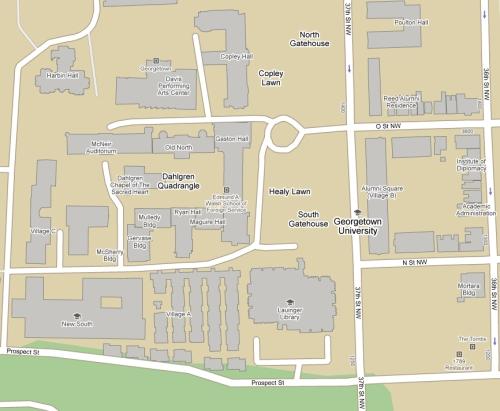 Georgetown Campus