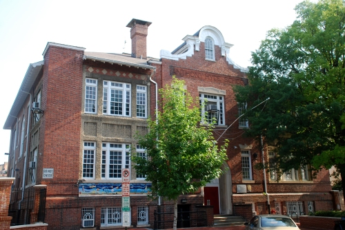 Survey of Historic School Buildings in Georgetown: Hyde School