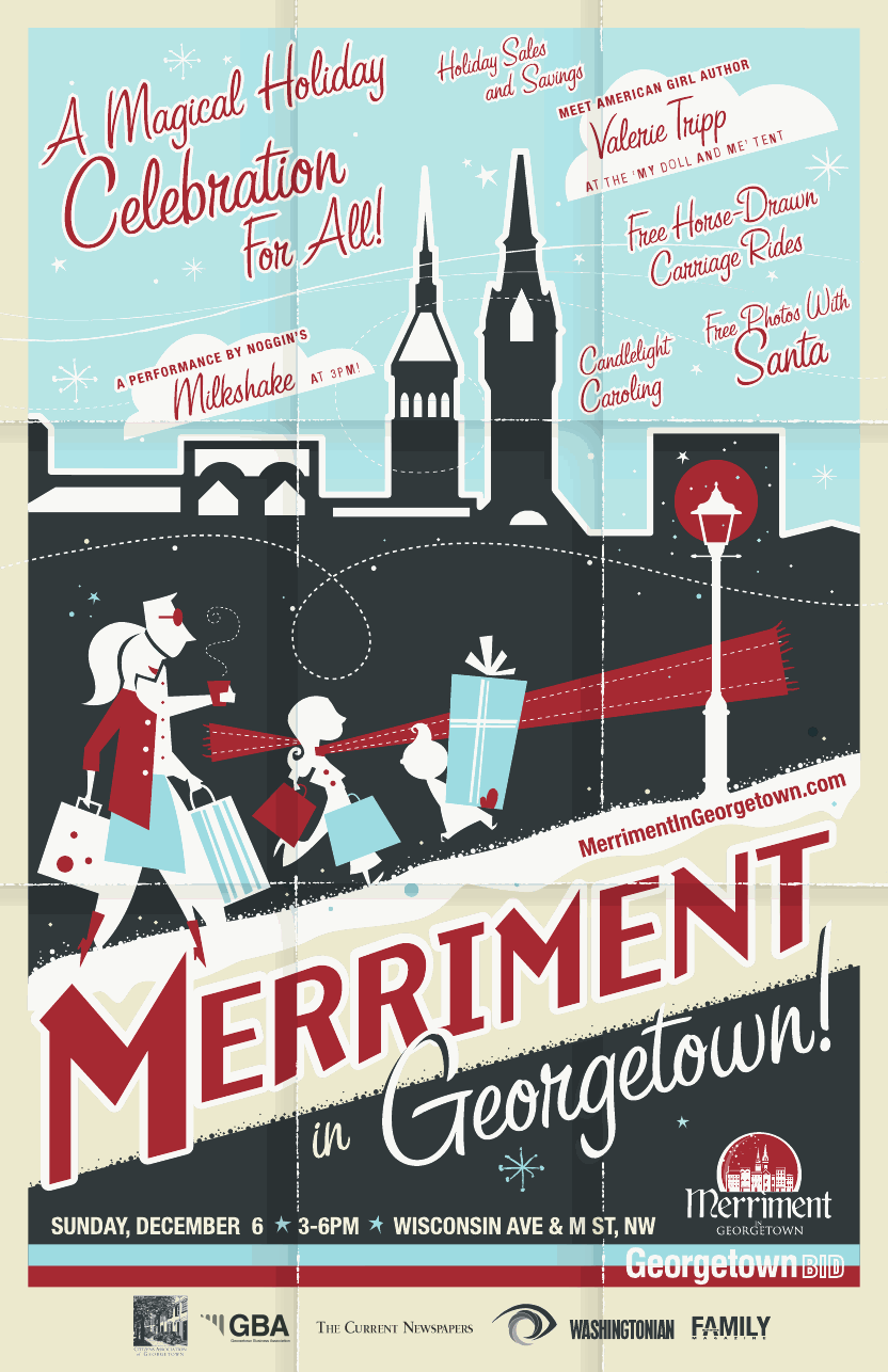 Merriment in Georgetown This Sunday | The Georgetown Metropolitan