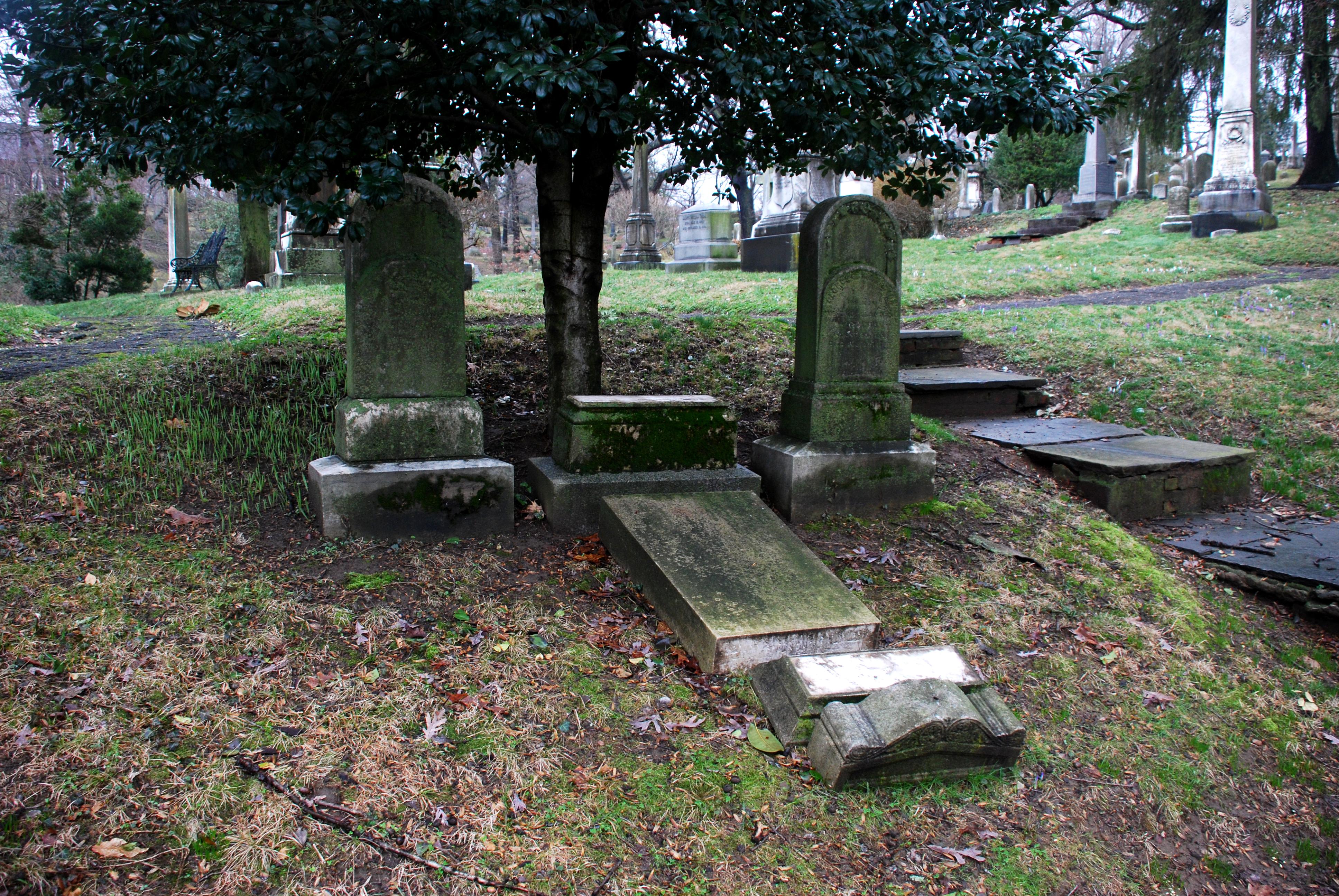 The Famous Tenants Of Oak Hill Cemetery