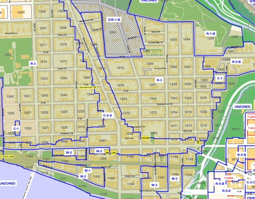 Don't Forget: CAG Meeting Tonight on Zoning