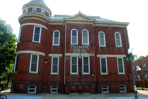 Survey of Historic School Buildings in Georgetown: The Fillmore School