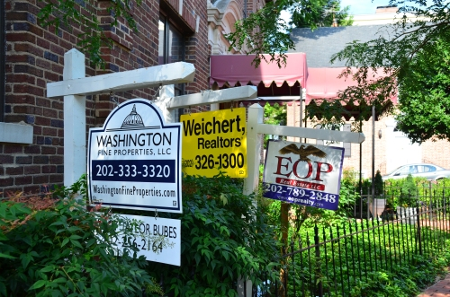 Post Goes Micro on Georgetown Real Estate