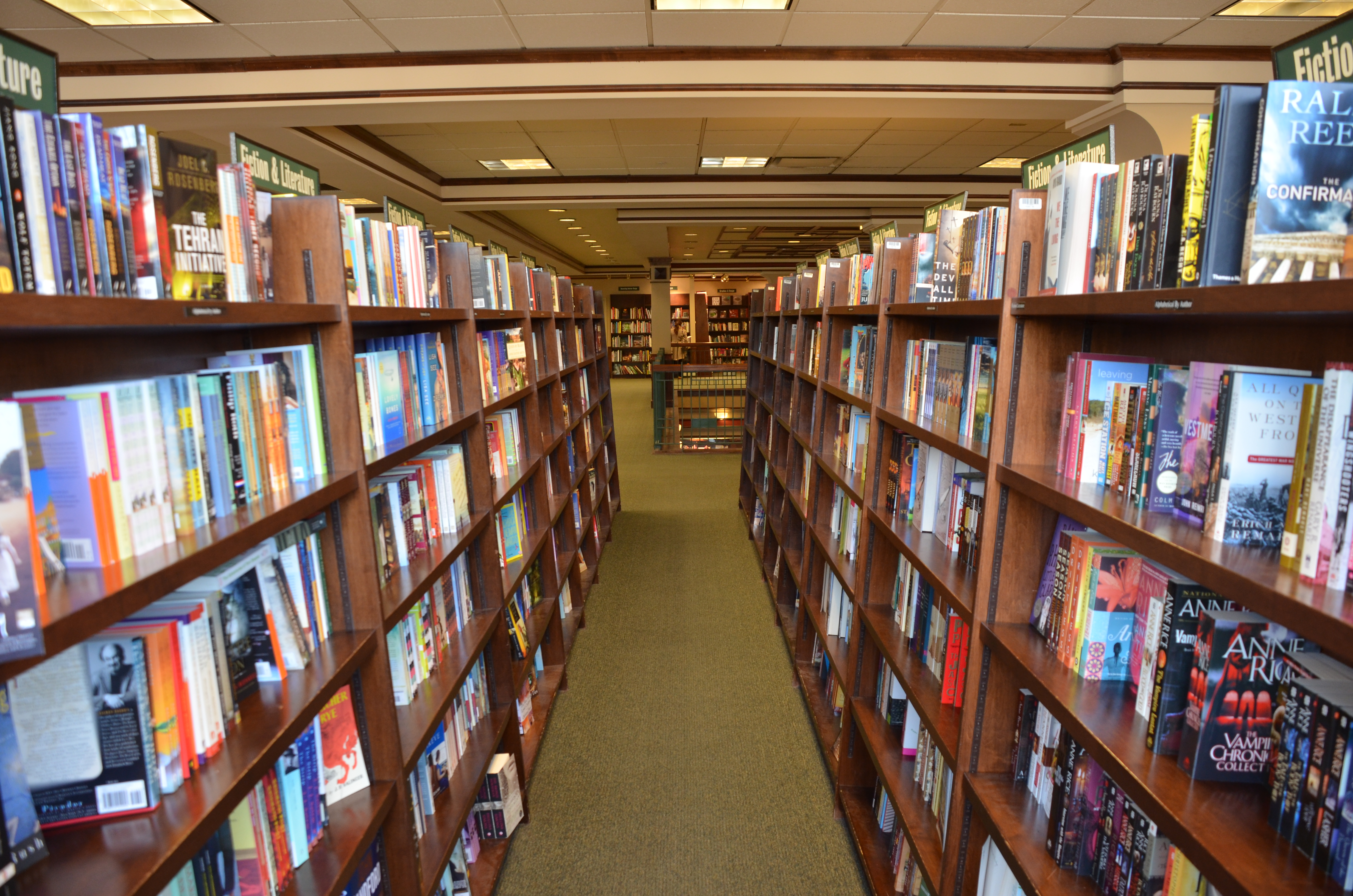 Barnes and Noble Closing Down This Weekend | The ...