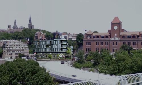 Georgetown Hillside