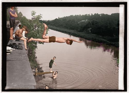 Canal Swim